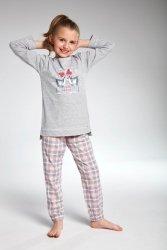 Piżama dziewczęca Cornette Kids Girl 780/93 Winter Day dł/r 86-128