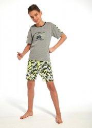 Piżama chłopięca Cornette Young Boy 218/74 Jeep kr/r 134-164