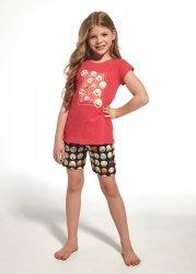 Piżama dziewczęca Cornette Young Girl 788/64 Emoticon kr/r 134-164