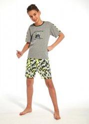 Piżama chłopięca Cornette Kids Boy 217/74 Jeep kr/r 86-128
