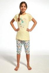 Piżama dziewczęca Cornette Young Girl 252/68 Dragonfly kr/r 134-164