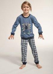 Piżama chłopięca Cornette Kids Boy 976/94 Spider dł/r 98-128