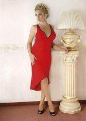 Sukienka M/1073 Andalea WYSYŁKA 24H