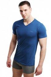 Koszulka męska Vneck jeans Pierre Cardin WYSYŁKA 24H