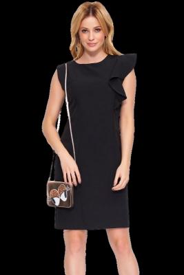 Sukienka M400 Makadamia