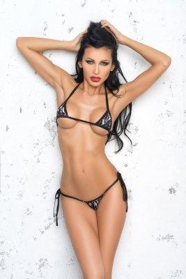 Mini bikini Ipanema Silver 2 Me Seduce