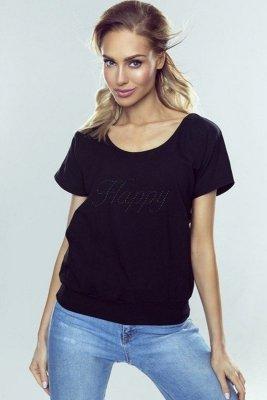 Koszulka Eldar happy czarny