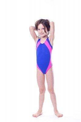 Kostium kąpielowy dziewczęcy Shepa 009 (B5D9)