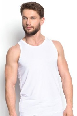 Koszulka Henderson Grant 34323-00X Biały