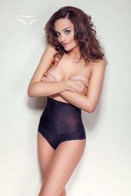 Figi modelujące Mitex Pure Glam Czarne