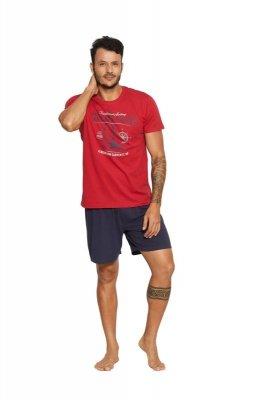 Piżama męska Henderson Relax 37845-33X