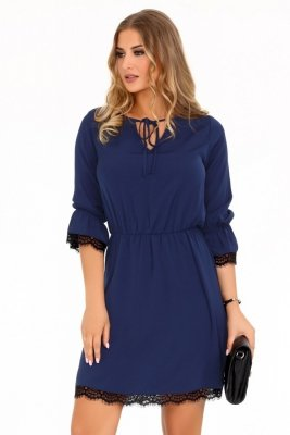 Sukienka Merribel Shanice Dark Blue