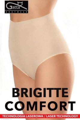 Figi damskie modelujące Gatta 1594s Brigitte comfort