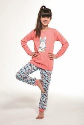 Piżama dziewczęca Cornette 353/115 Llama