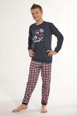 Piżama chłopięca Cornette 593/100 Sport
