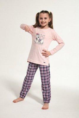 Piżama dziewczęca Cornette 781/113 Scottie