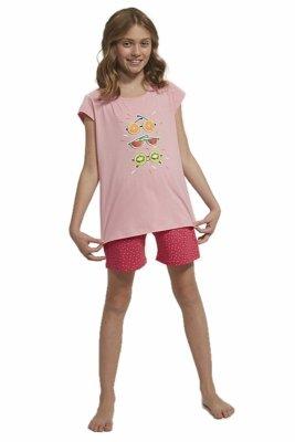 Piżama dziewczęca Cornette 788/74 Fruits