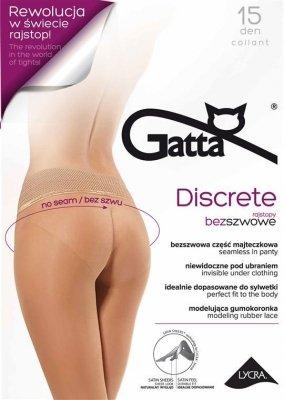 Rajstopy damskie Gatta Discrete w01