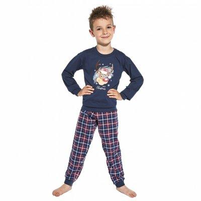 Piżama chłopięca Cornette 966/113 Reindeer