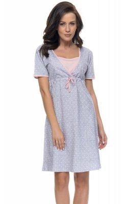 Damska koszula nocna Dn-nightwear TCB.4044