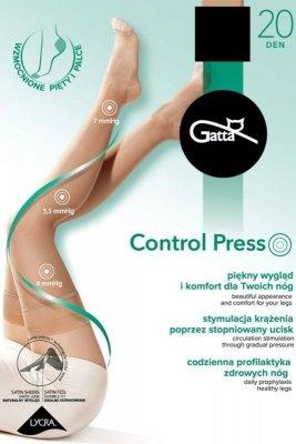 Pończochy damskie Gatta Control Press