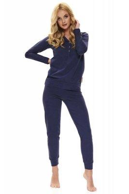 Piżama damska Dn-nightwear PM.9741