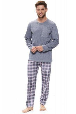 Piżama męska Dn-nightwear PMB.9704