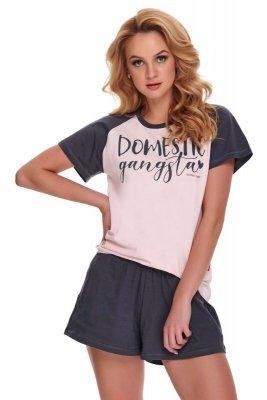 Piżama damska Dn-nightwear PM.9945