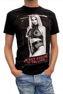 Koszulka męska TSHRB008 Demoniq