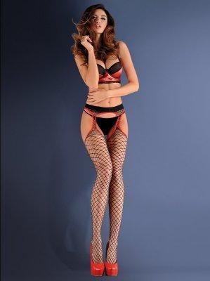 Rajstopy Gabriella Erotica Strip Panty 153 637