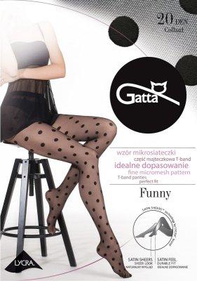 Rajstopy Gatta Funny nr 07 20 den