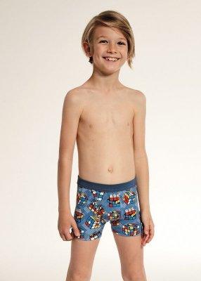 Bokserki Cornette Young Boy 700/85 Cube