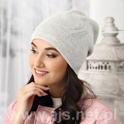 Czapka damska AJS 38-635
