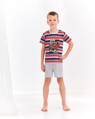 Piżama chłopięca Taro Max 390 92-116 L'20