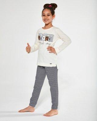 Piżama dziewczęca Cornette Young Girl 781/128 Nice Day