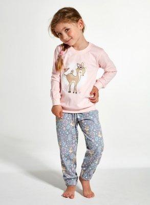 Piżama dziewczęca Cornette Kids Girl 594/122 Roe 86-128