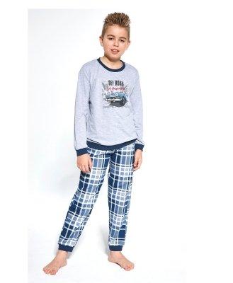 Piżama chłopięca Cornette Young Boy 966/109 Cabrio 2 134-164