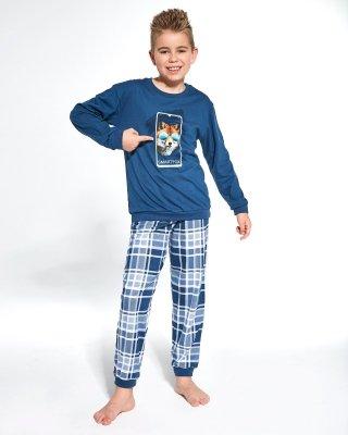 Piżama chłopięca Cornette Young Boy 966/107 Smartfox 134-164