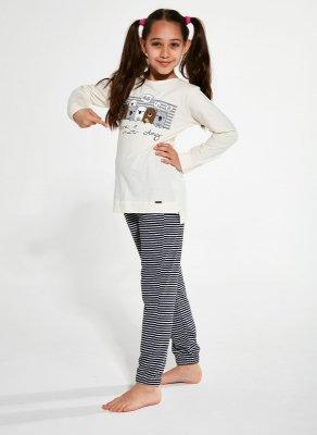 Piżama dziewczęca Cornette Young Girl 781/129 Nice Day 2 134-164