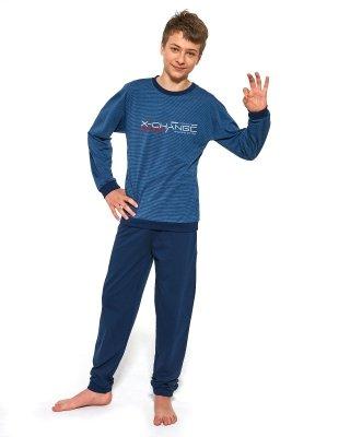 Piżama młodzieżowa Cornette F&Y Boy 989/37 Street Wear 164-188