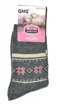 Skarpety damskie Ulpio GNG 3361 Thermo Wool