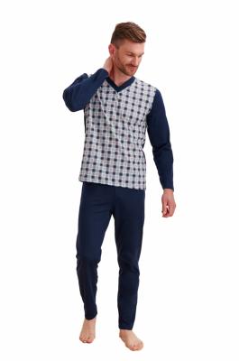 Piżama męska Taro Roman 194 plus size