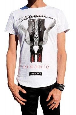 Koszulka męska TSHFW002 Demoniq