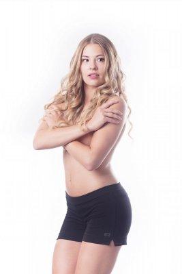 Szorty fitness damskie Shepa