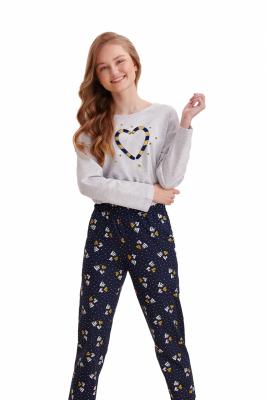 Piżama dziewczęca Taro Oliwia 2454 146-158 Z'20