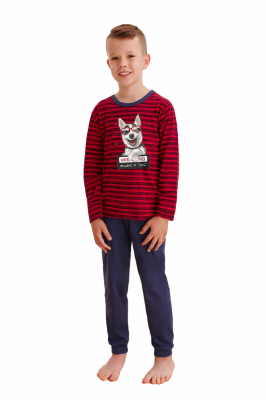 Piżama chłopięca Taro Max 280 92-116 Z'20