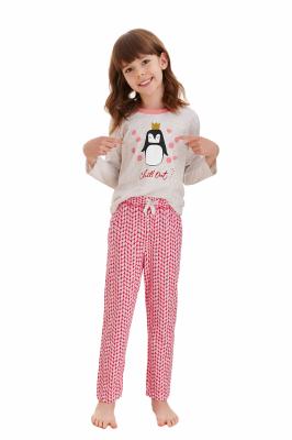 Piżama dziewczęca Taro Maja 2253 122-140 Z'20