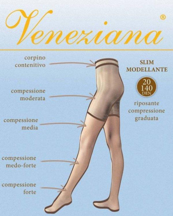 Rajstopy Veneziana Slim 20