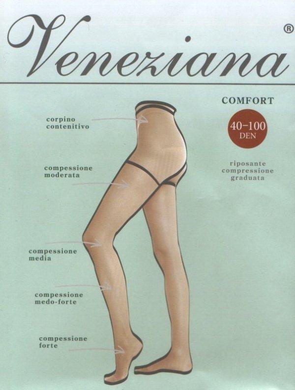 Rajstopy Veneziana Comfort 40