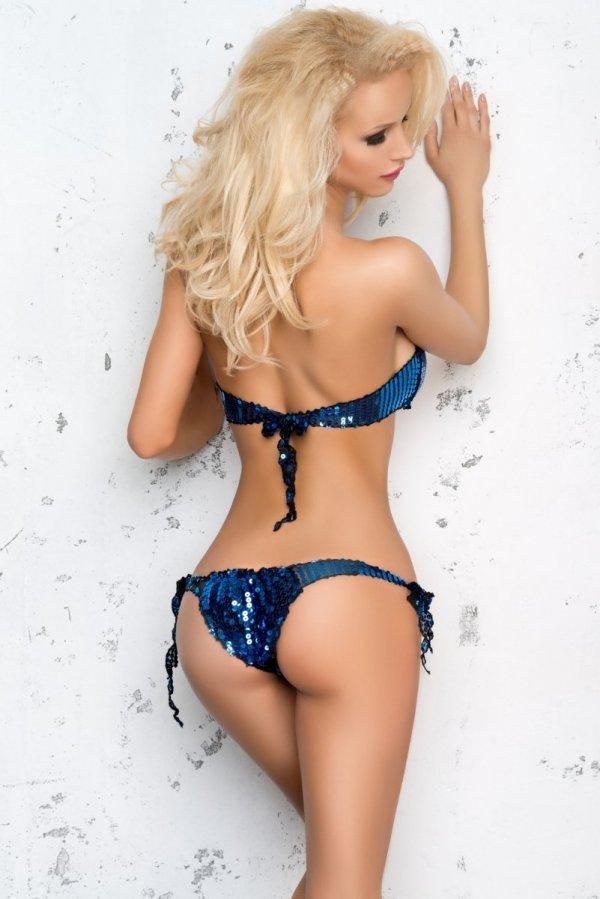 Mini bikini Copacabana Silver 1 Me Seduce